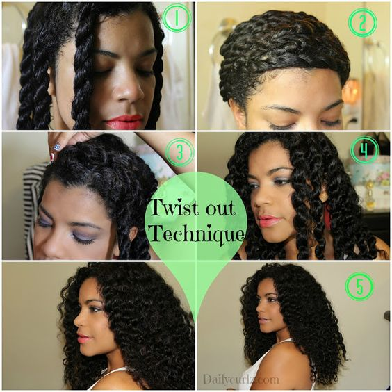 Stopping Shrinkage In Natural Hair