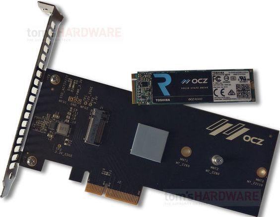 Le tout nouveau SSD Toshiba RD400 vient de sortir, et nous avons déjà quelques premiers tests à vous proposer, avec des scores impressionnants... En attendant notre test complet, car ce SSD est loin d'avoir dévoilé tous ses secrets !