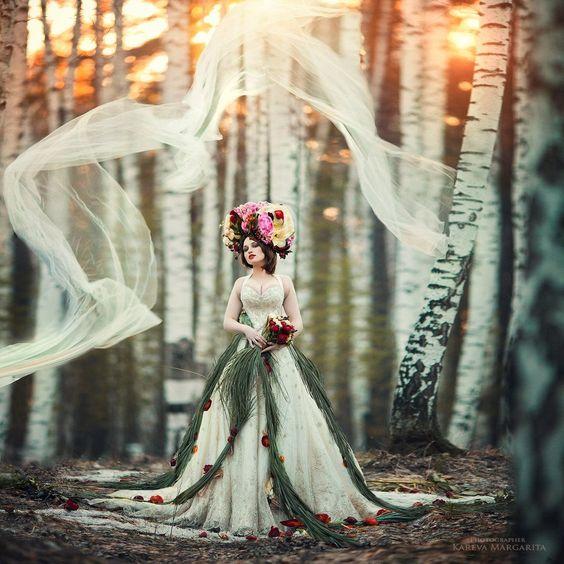 Contos de fadas cobram vida em fotos mágicas de fotógrafa russa 17