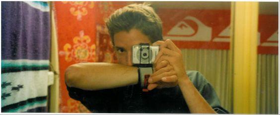 Nick Woodman GoPro Wrist Strap prototype: