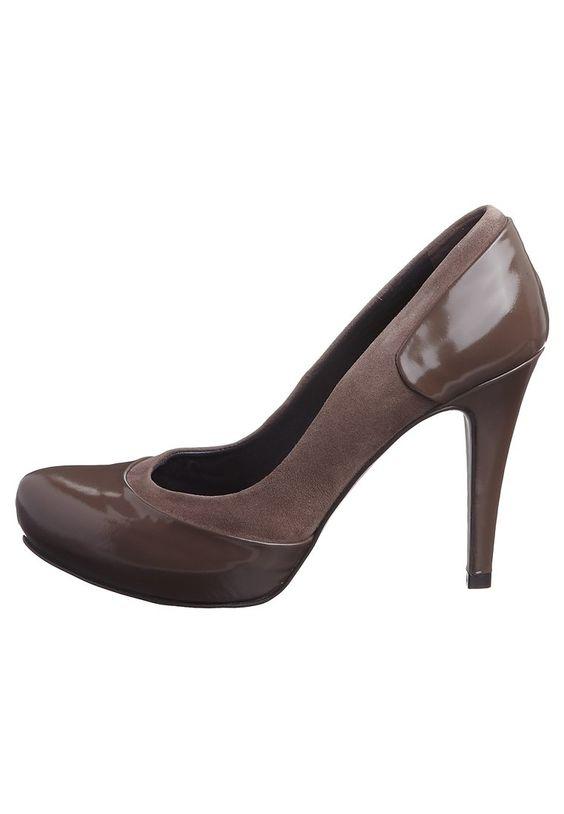 ANAY - Zapatos altos - marrón