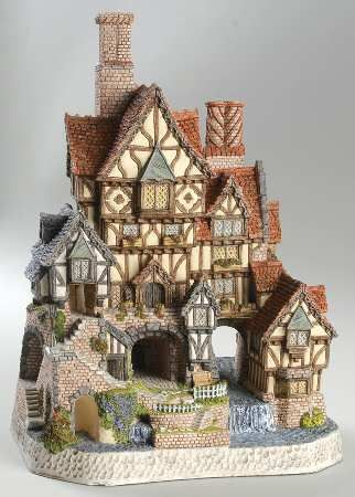 David Winter Main Collection Quindene Manor - No Box