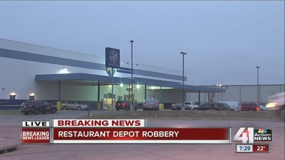 Restaurant Depot Security Guard Shoots Robber in Kansas City - g4s security officer sample resume