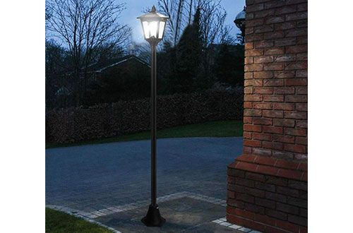 Top 10 Best Outdoor Lamp Post Lights Reviews In 2020 In 2020 Lamp Post Lights Outdoor Lamp Post Lights Outdoor Lamp