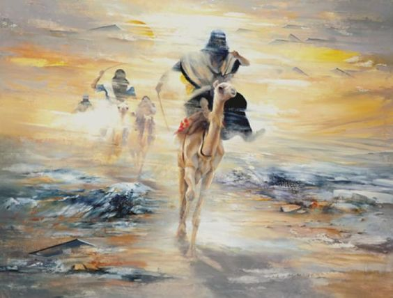 Obras de Jean Pierre Monange – Pintor francés