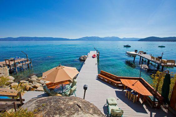 Meeks Bay Vacation Cabin - Lake Tahoe, California - Dwellable