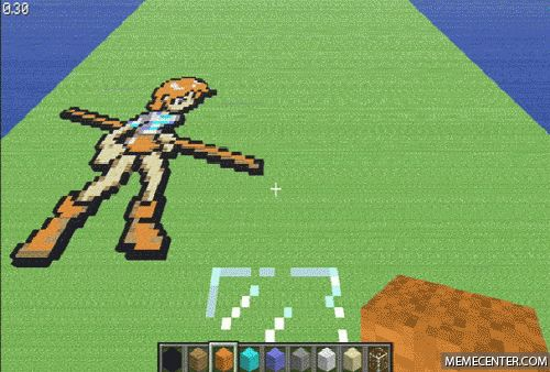 Minecraft At Its Best Anime Portgas D Ace