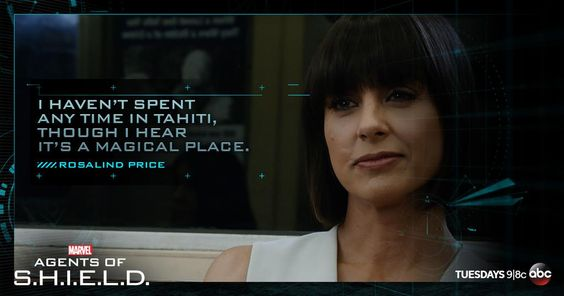 "Agents of SHIELD on Twitter: "" @ConstanceZimmer #AgentsofSHIELD http://t.co/7FXTXPxGVP"""