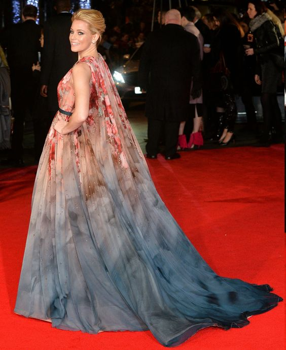 Best Dressed 2014 - Elizabeth Banks in Elie Saab Couture