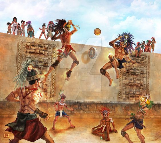 Mayan Game_PITZ by CarlosSneak on DeviantArt