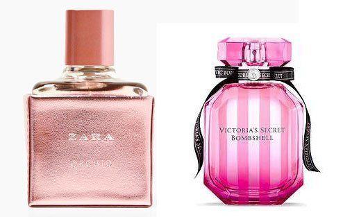 zara perfumes antiguos
