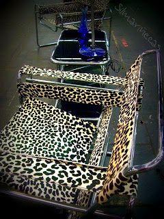 sillas estilo wassily Feria desembalaje de antigüedades 2013