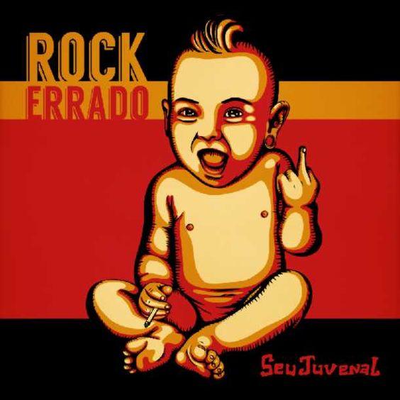 """Resenha do Rock: Seu Juvenal: esquisitices a parte, """"Rock Errado"""" t..."""