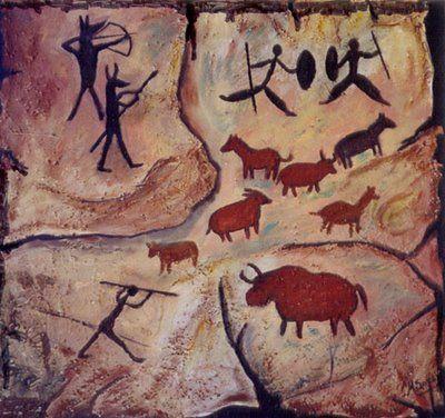 NEOLÍTICO. 1-Introducción. 2-Nuevo significado del arte. 3-Signos. 4-Arte levantino. 5-La diosa neolítica. 6-Megalitismo.:
