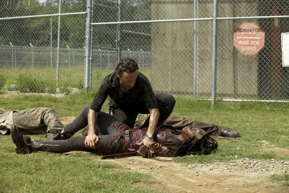 amc-to-air-walking-dead-season-1-and-2-in-black-and-white.jpg (640×427)