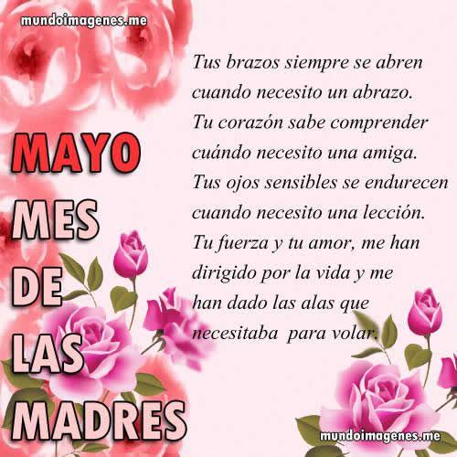 Imagenes Bonitas De Bienvenido Mayo Con Mensajes - Mundo Imagenes Frases Actuales