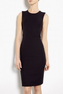 Panina Body Con Sleeveless Dress with Lace Back by By Malene