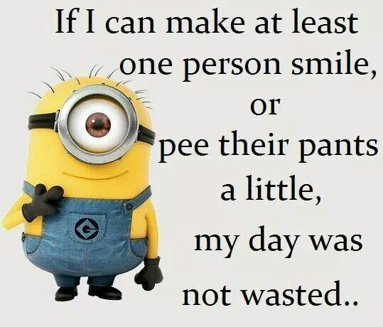 ...At my age the pee part may not be as funny as all that, so I may have to invest in some Depends :)