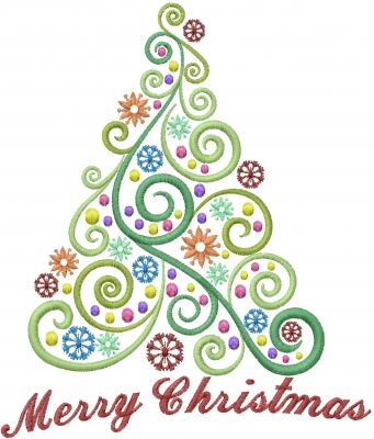 christmas Embroidery Patterns | Machine Embroidery Downloads: Designs & Digitizing Services from ...