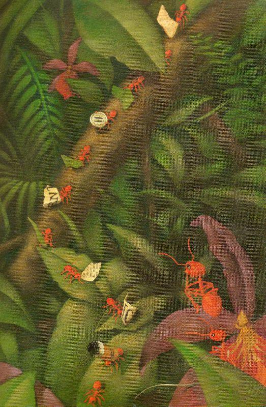 La Reine Des Fourmis A Disparu : reine, fourmis, disparu, Reine, Fourmis, Disparu, Alphas, Compagnie, Fourmis,, Dessin, Aquarelle,, Lecture