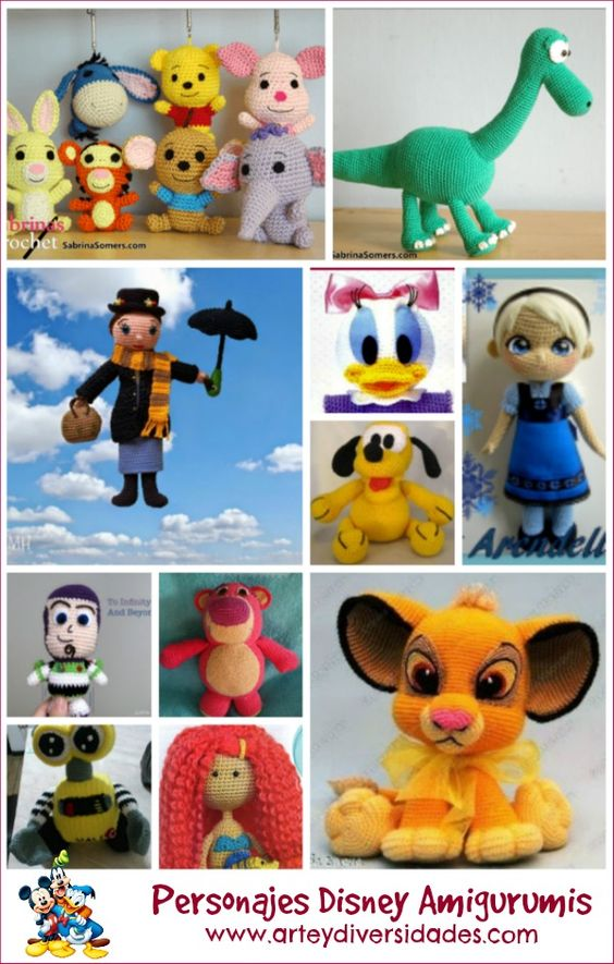 Amigurumi Anime Patrones Gratis : Diversidades patrones gratis de crochet amigurumi y