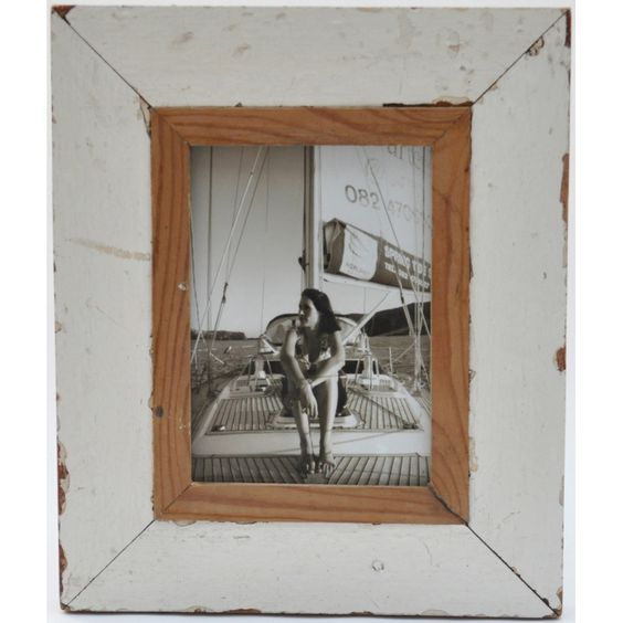 A5 Distressed Picture Frame
