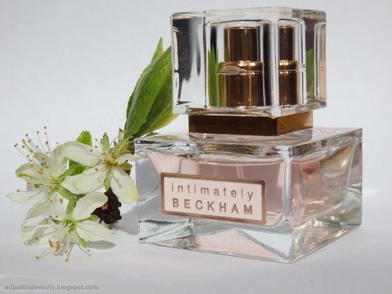 Review of Beckham Intimately Eau de Toilette (floral, sweet)