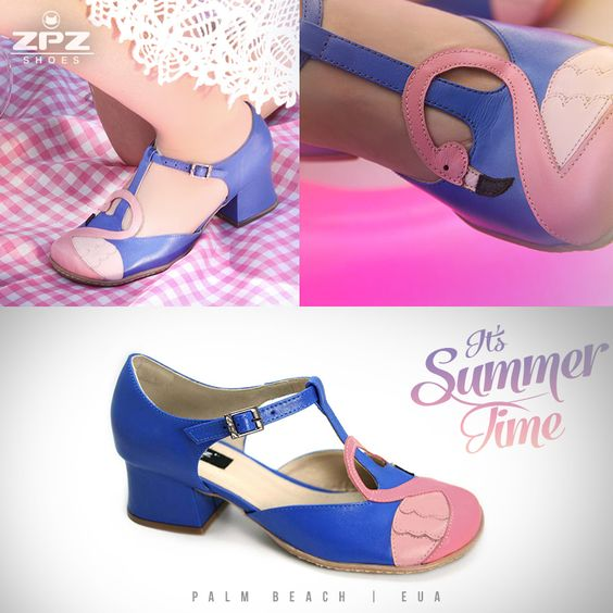 Sapato Flamingo Loja virtual -> bit.ly/sapatoflamingo