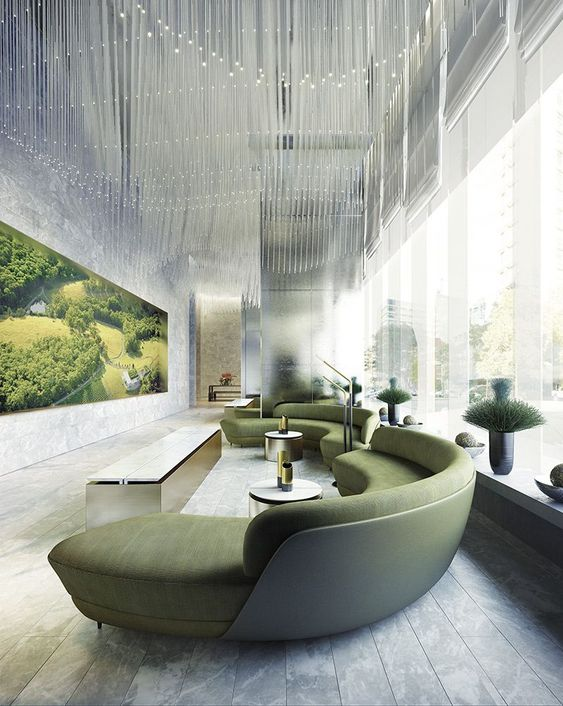 Awesome Luxury Interior Room