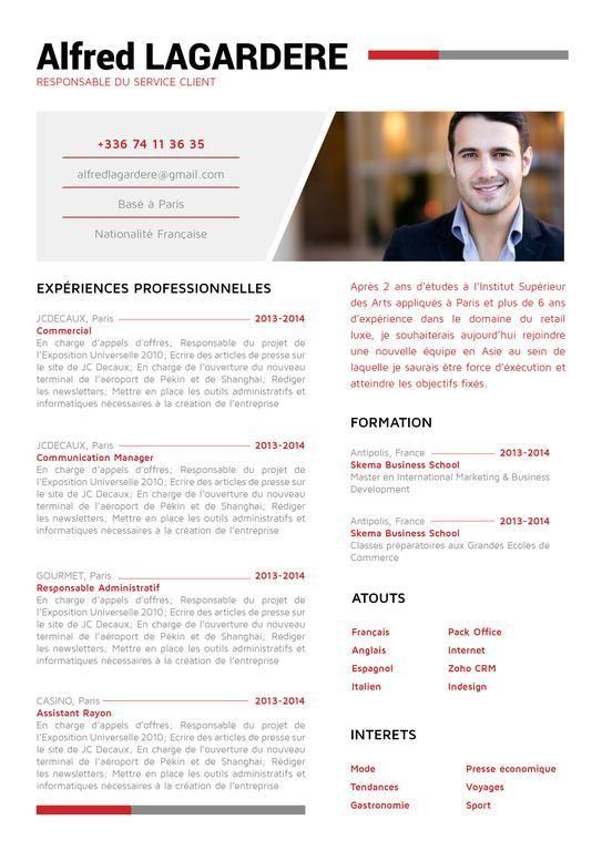 Sur Un Cv On Doit Privilegier Le Fond En Etant Claire Et Concise Mais Qu En Est Il De La Forme Su Resume Skills List Resume Design Template Curriculum Vitae