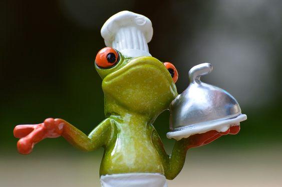 Rana, Cocinar, Comer, Cocina, Gourmet, Alimentos