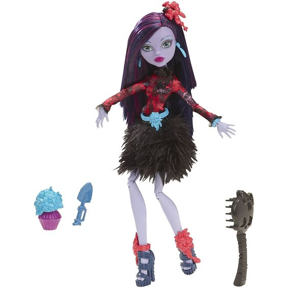¿Te vienes a una #Fiesta Inmortal de #MonsterHigh con #JaneBoolittle?