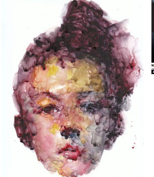 Dripping watercolour: Art Watercolor, Watercolor Paintings, Watercolor Portraits, Akirabeard Painting, Akira Beard, Akirabeard Watercolor, Beard Akirabeard