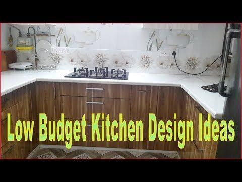 Latest Modular Kitchen Design How I Renovate My Kitchen At Low