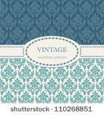 Vintage Decorative Ornamental Pattern download page