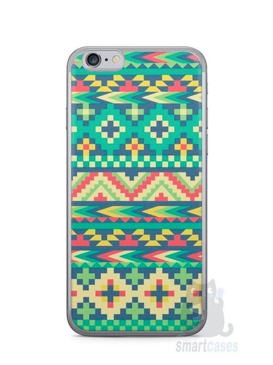 Capa Iphone 6/S Étnica #9 - SmartCases - Acessórios para celulares e tablets :)
