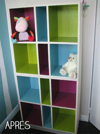 R nover et relooker un meuble pour une chambre de b b - Meuble pour changer bebe ...