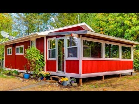 Youtube House With Land Tiny Cottage Beautiful Small Homes
