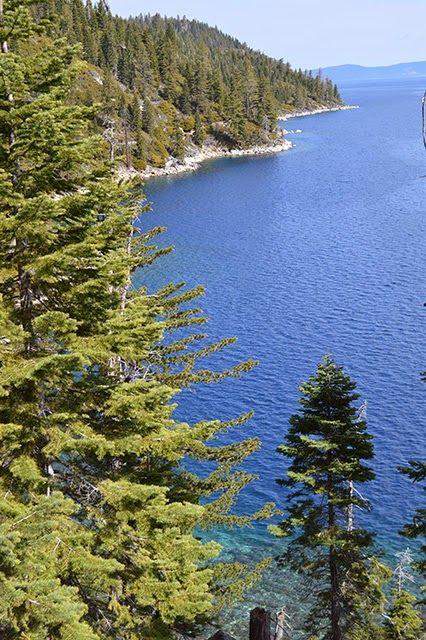 Rubicon Trail Hike, Lake Tahoe Easter Weekend