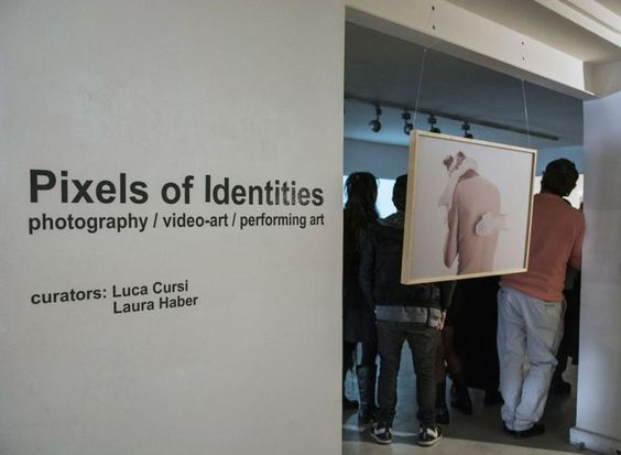 Pixels of Identities | Laura Haber Gallery | Buenos Aires