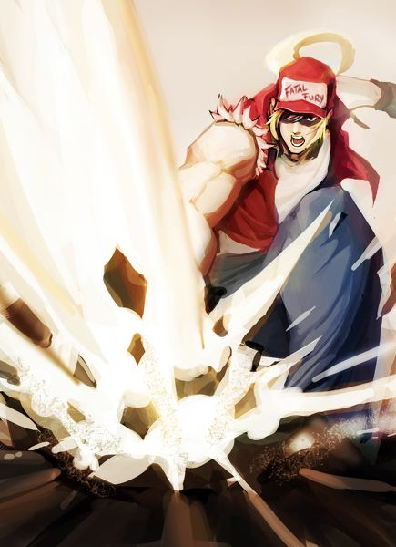 Terry - Fatal Fury