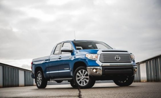 2017 Toyota Tundra Designed To Own the Road