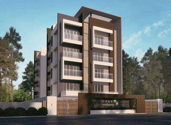 Apartment Elevation Design Ideas Residential