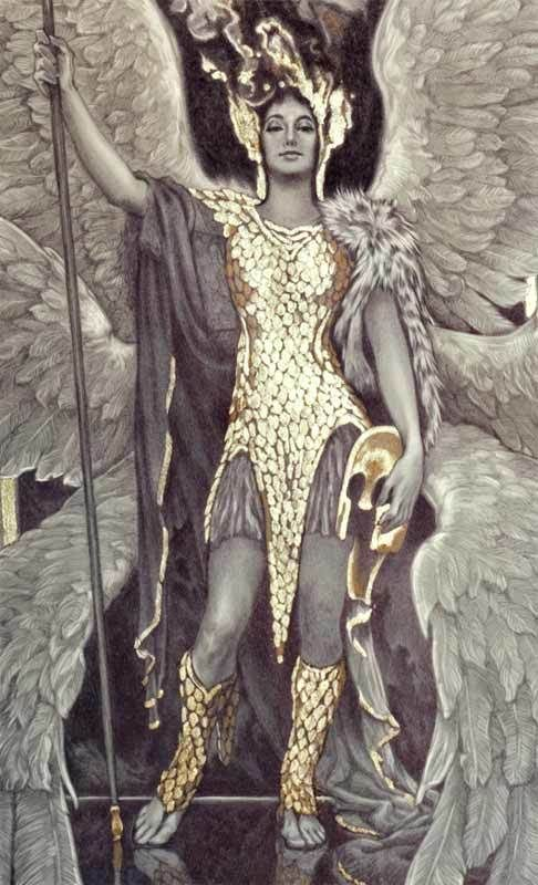 art-shannonigans: Rebecca Yanovskaya→Winged... | Pipistrella Felix