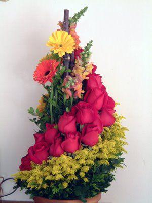 Arreglos Florales, velas, aromas - manosalaobratv