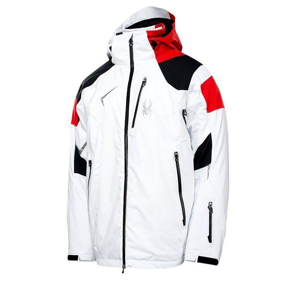 Spyder Leader Insulated Ski Jacket (Men's) | Peter Glenn