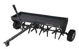 Lawn Aerators - Tow behind and walk behind aerators