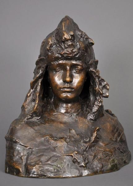 Auguste Rodin    La France  1904