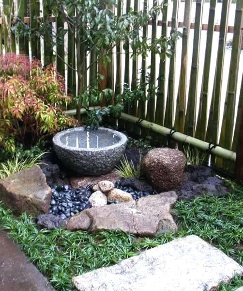 Small Japanese Garden, Small Australian Garden Ideas