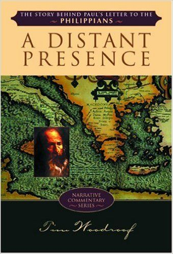 A Distant Presence: The Story Behind Paul's Letter to the Philippians (Narrative Commentary Series): Tim Woodroof: 9781576831755.  The Messenger is the fictional, but biblical, account w/o the commentary (CBD only has that $2 6/16).